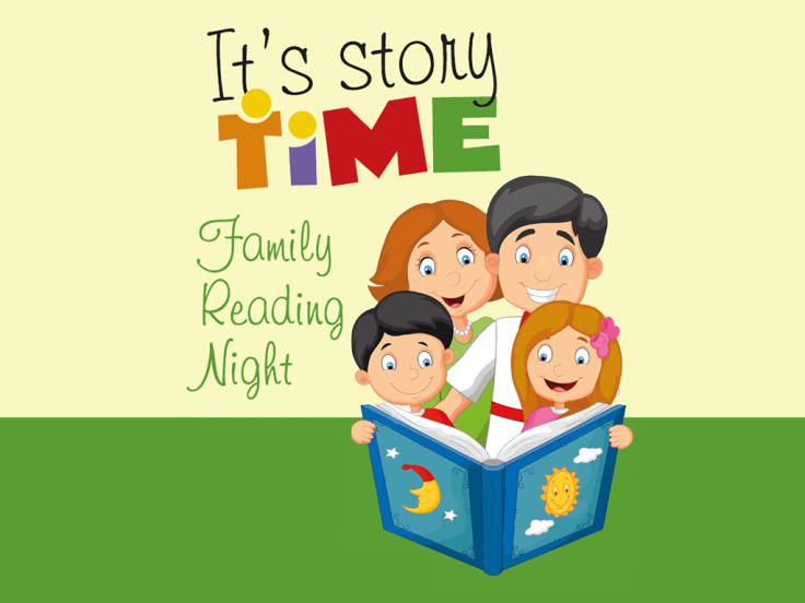 Family-Reading-Night